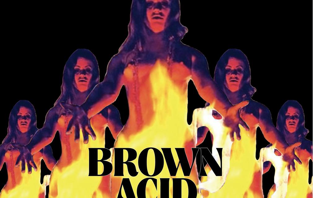 Brown Acid series of rare 60s-70s pre-metal singles returns for Twelfth Trip on April 23, 2021