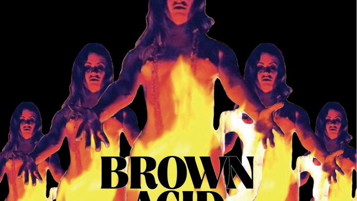Brown Acid series of rare 60s-70s pre-metal singles returns for Twelfth Trip on April 23, 2021