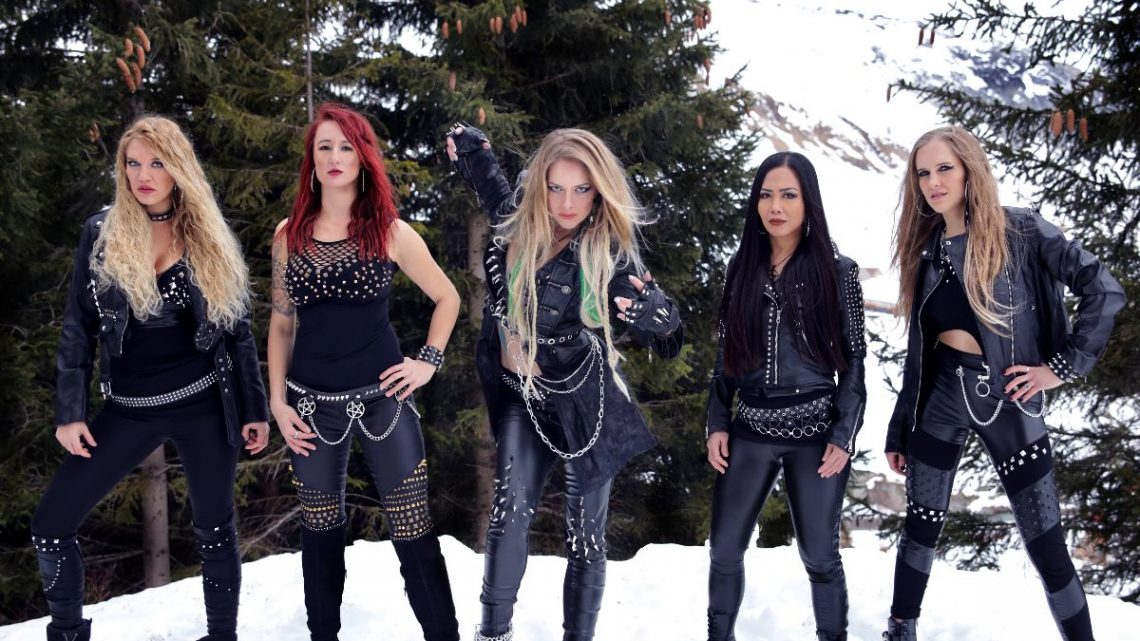 BURNING WITCHES | announce new studio album The Witch Of The North