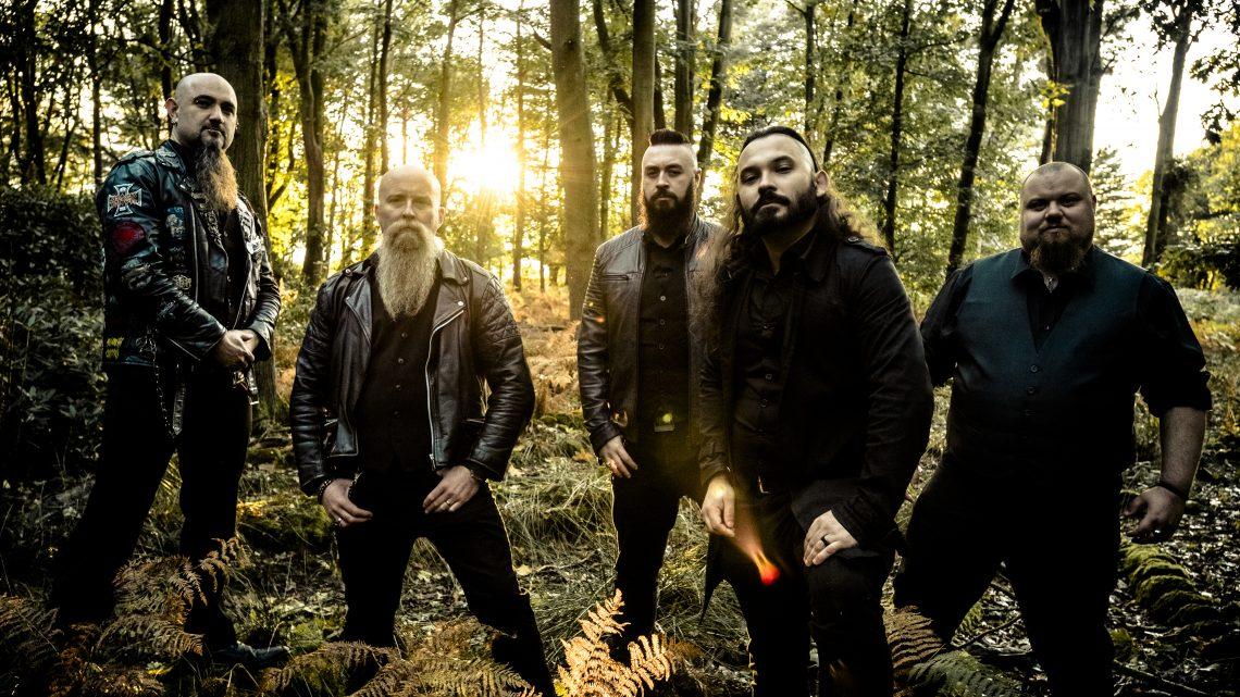 Guitaritst Andy Matthews of Death Metal Doomers Consecration Interview