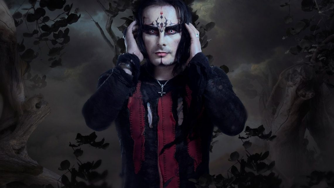 """CRADLE OF FILTH Announce Their Comic Book Debut with """"Maledictus Athanaeum"""""""