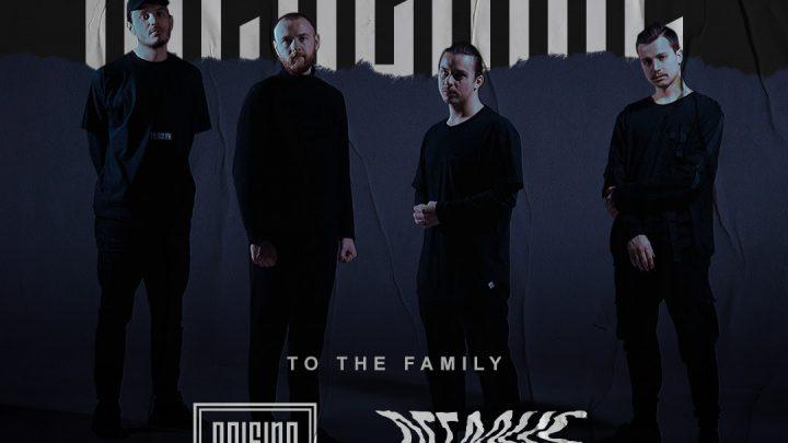 German metalcore quartet DEFOCUS have announced their signing to Arising Empire.