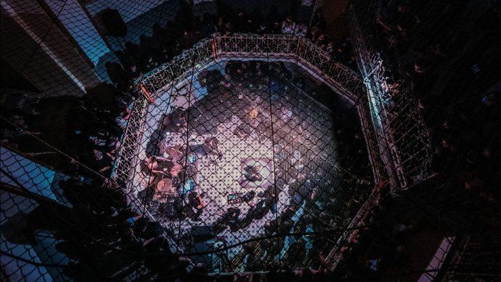 Erdve announce prison recorded streaming event
