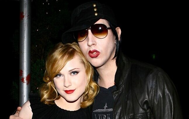 "Actress Evan Rachel Wood: Marilyn Manson ""Horrifically Abused Me For Years"""