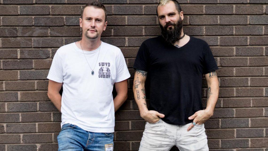 Killswitch Engage frontman JESSE LEACH & DJ/presenter MATT STOCKS launch STOKE THE FIRE podcast