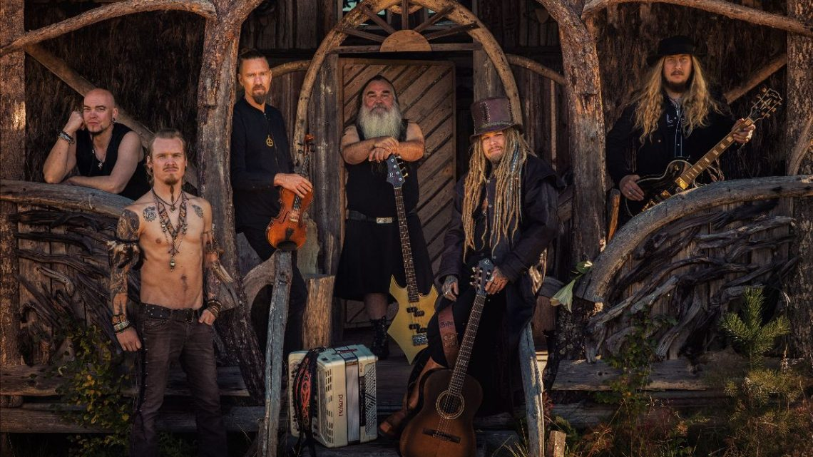 KORPIKLAANI | announce live Q&A for this Friday + Jylhä vinyl editions delayed