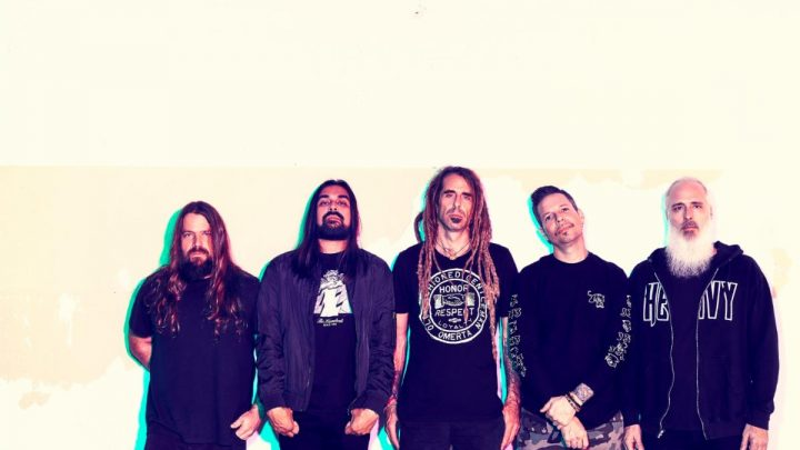 "LAMB OF GOD Premieres Video for ""Ghost Shaped People"" from Deluxe Version of Critically Acclaimed Self-Titled"