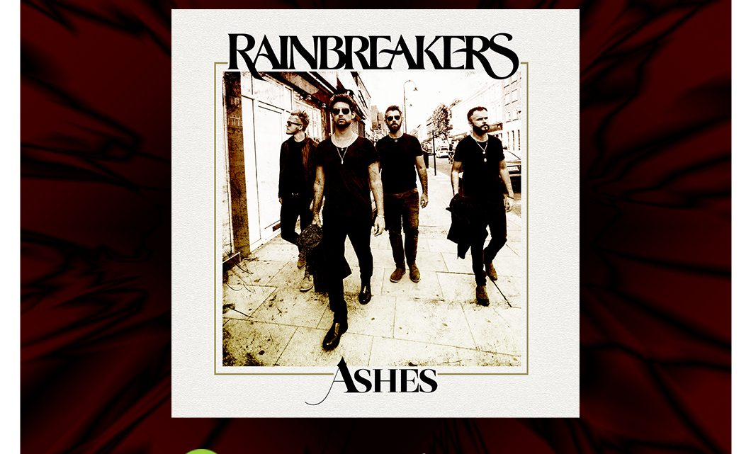 Rainbreakers New Single 'Ashes' Out Today