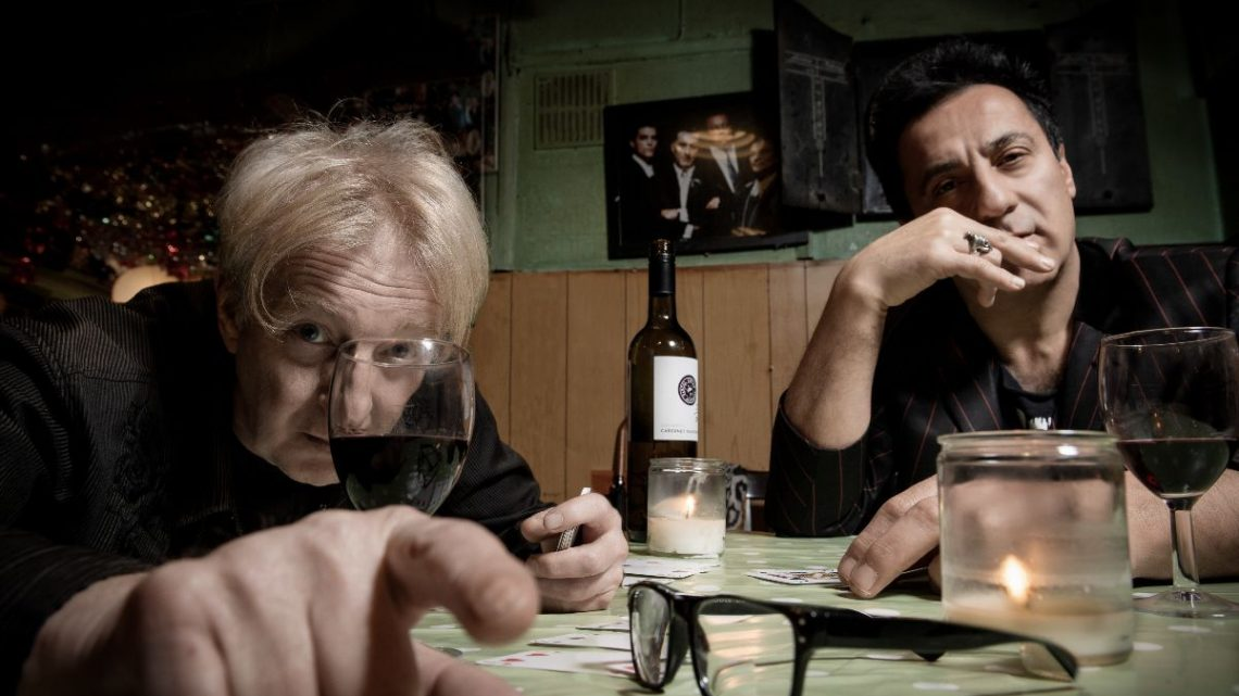 One Thousand Motels: Rat Scabies & Chris Constantinou mutate with Sean Wheeler on 'Get In Where You Fit In'
