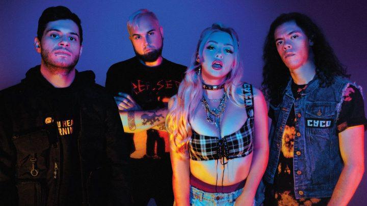 "Alt-Metal Favorites SUMO CYCO to Release New Album ""Initiation"""