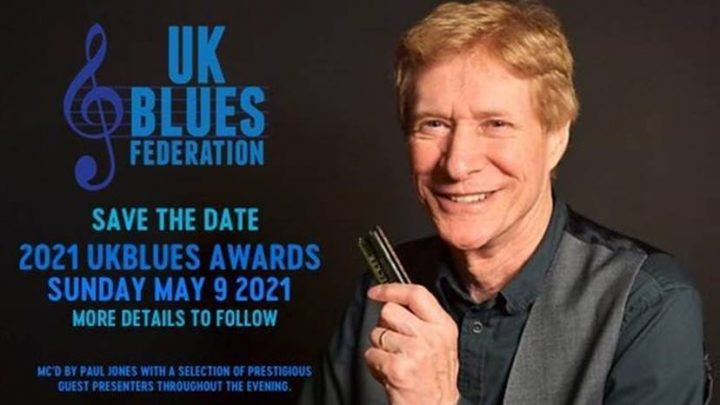 The UKBlues Federation Announce their shortlist for the 2021 UKBlues Awards