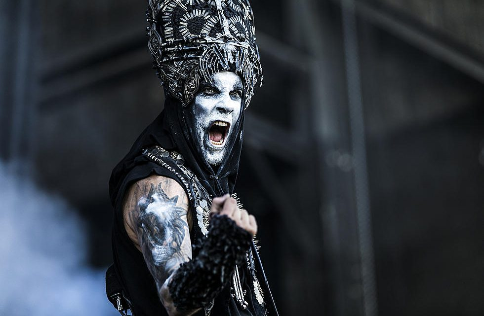 Nergal of Behemoth Fights Back Against Polish Blasphemy Charges.