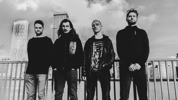 Nihilistic sludge metallers BEGGAR perform debut Compelled To Repeat live in studio session video