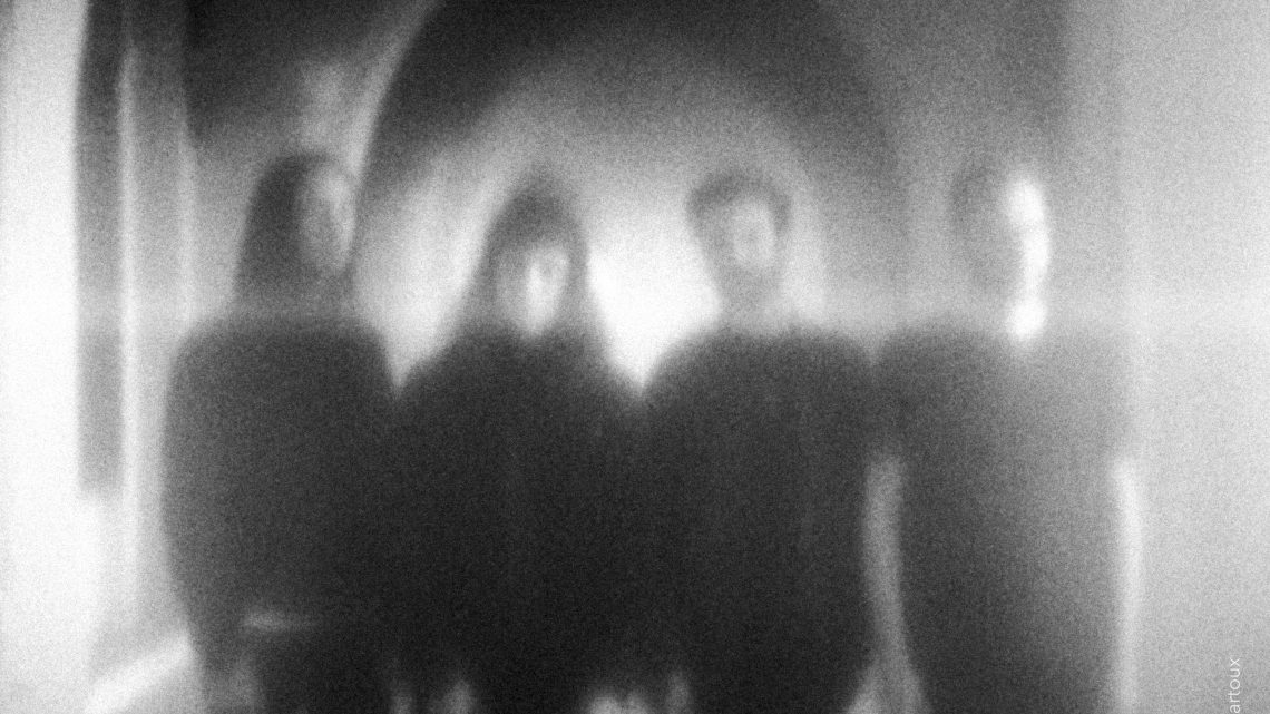 BRUIT ≤ – REVEAL NEW LIVE VIDEO FOR 'THE MACHINE IS BURNING'