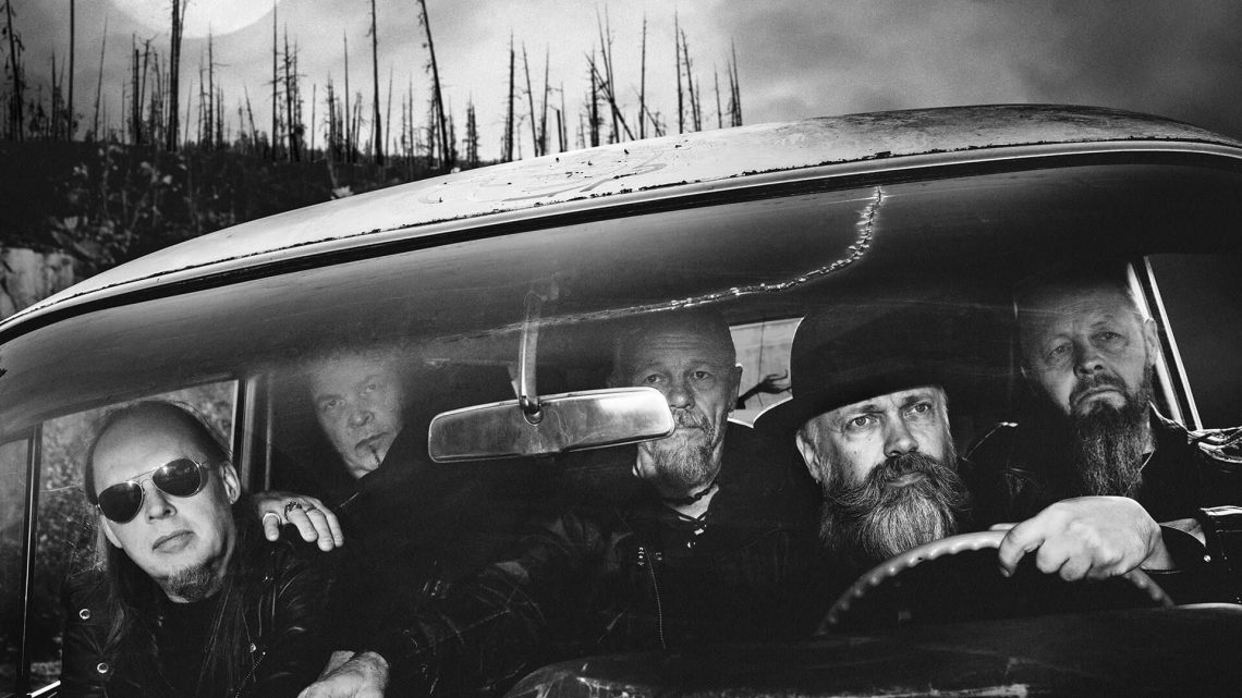 Peaceville to release Candlemass live album 'Green Valley (Live)'