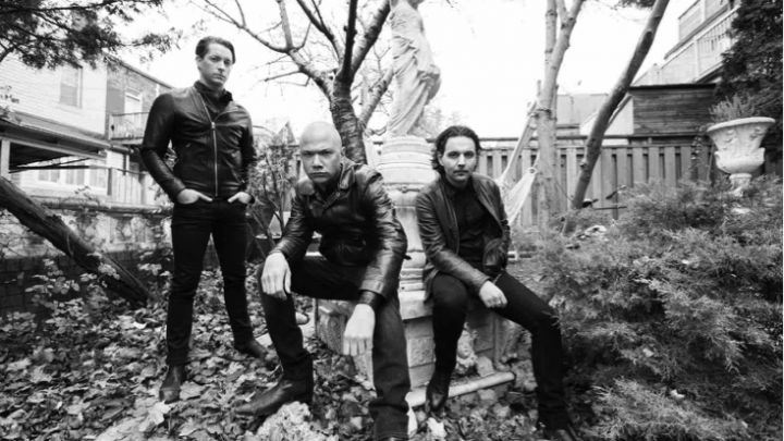 "DANKO JONES  ANNOUNCES NEW ALBUM ""POWER TRIO"" OUT 27TH AUGUST FIRST SINGLE ""I WANT OUT"" OUT NOW"