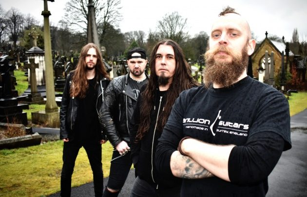 Thrash Titans EVILE Joined by Comedian and Actor Brian Posehn on Raging New Track!