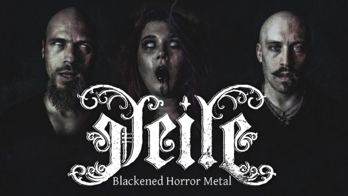 New Blackened Horror Metal VEILE to Release Debut Single