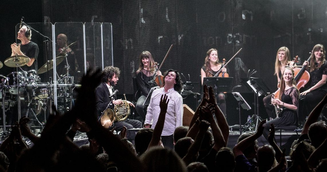 """Marillion: Announce """"With Friends At St David's"""", a magical live album"""
