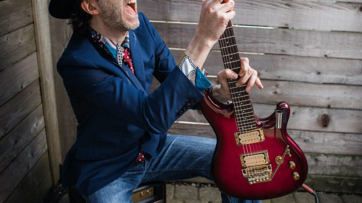 GUITAR VIRTUOSO PAUL GILBERT CONTINUES TO RAISE THE BAR ON HIS 16TH SOLO ALBUM