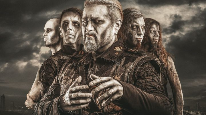 POWERWOLF announce new studio album 'Call Of The Wild'