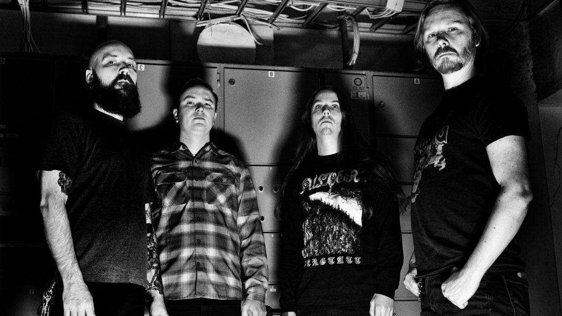 Noise-rock band Throat return with new album 'Smile Less' / Watch new video now / Svart Records