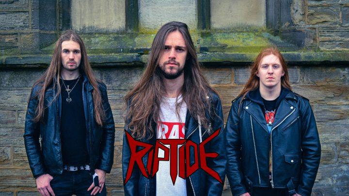 RipTide Release New Track- 'Inhuman Race'
