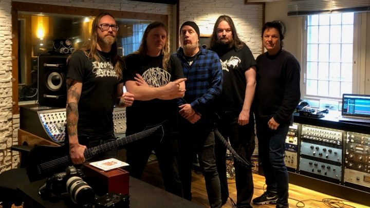 "AT THE GATES – Announce new album ""The Nightmare Of Being""; 