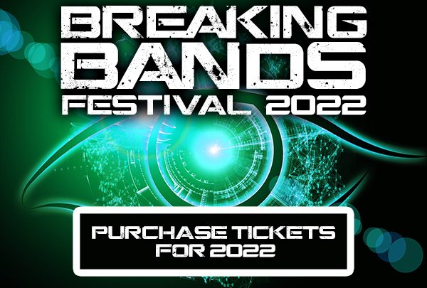 BREAKING BANDS FESTIVAL LAUNCHES POST-PANDEMIC FUNDRAISER