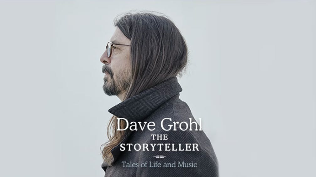 SIMON & SCHUSTER TO PUBLISH NEW BOOK FROM LEGENDARY MUSICIAN DAVE GROHL