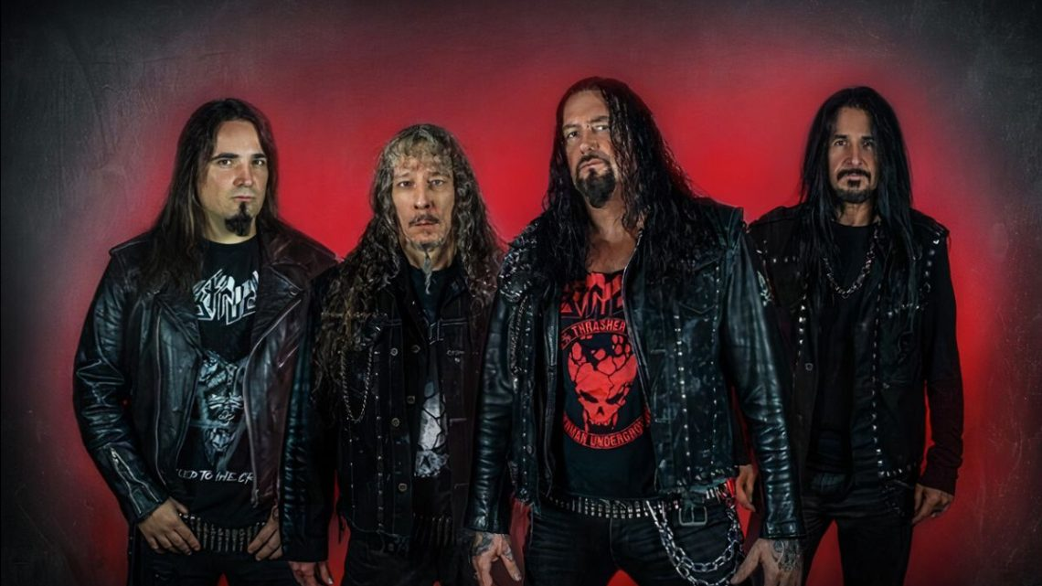 Thrash Metal Icons DESTRUCTION Sign Worldwide Record Deal with Napalm Records