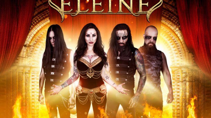 ELEINE announced as special guests on Sonata Arctica European tour