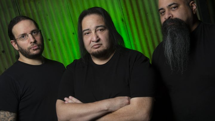 FEAR FACTORY | release visualizer for second single 'Fuel Injected Suicide Machine'