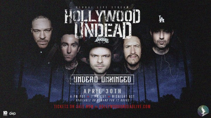 ⚡️🕊⚡️UNDEAD UNHINGED – New Global Livestream