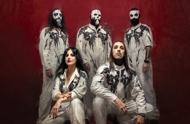 Lacuna Coil Announces New Live Album 'Live From The Apocalypse'