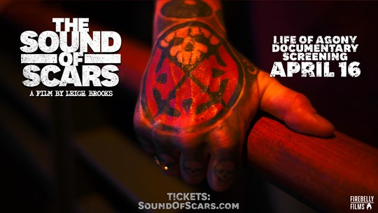 Life of Agony to unveil emotional, hard-hitting documentary The Sound of Scars