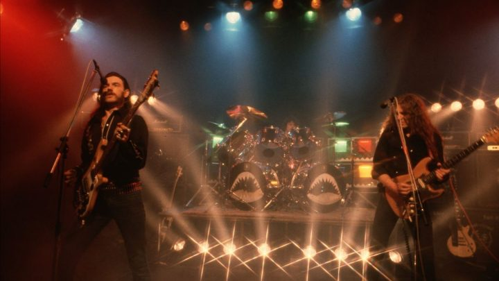 Motörhead's legendary live album 'No Sleep 'Til Hammersmith' gets anniversary expansion