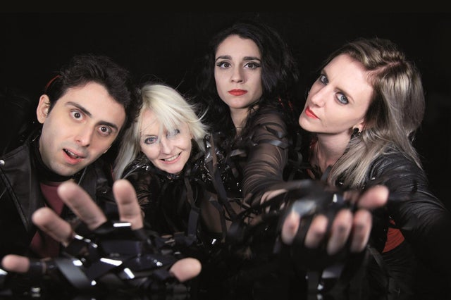 SYTERIA: FEATURING GIRLSCHOOL'S JACKIECHAMBERS RELEASING ALBUM 'REFLECTION' ON TO VINYL