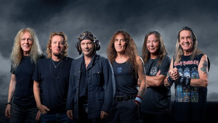 Iron Maiden confirmed as headliners at Graspop on Thursday 16 June 2022