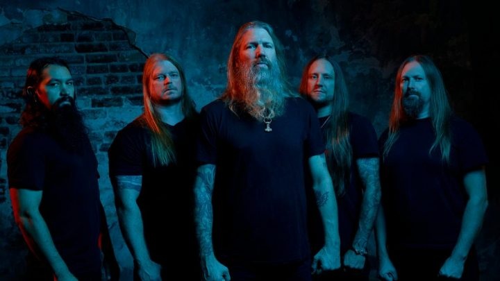 """Amon Amarth Celebrate 20th Anniversary of 2001 Album  'THE CRUSHER'  With Special Re-Recording Of Track  """"MASTERS OF WAR"""""""