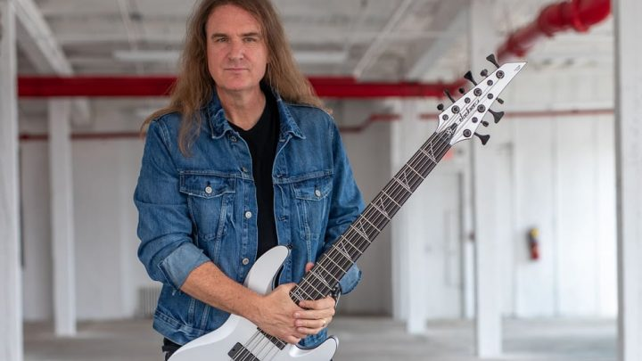 Megadeth's David Ellefson Accused Of Being A Pedophile