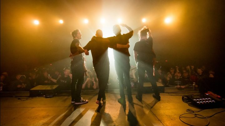 "Las Vegas Rockers OTHERWISE Reveal ""Halo"""