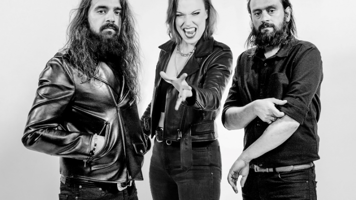 """THE PICTUREBOOKS RELEASE """"REBEL"""" FEATURING LZZY HALE OF HALESTORM  ANNOUNCES THEIR NEW ALBUM  THE MAJOR MINOR COLLECTIVE"""
