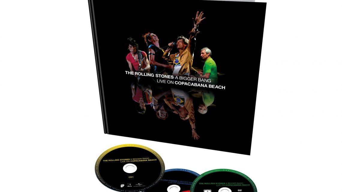 ROLLING STONES -A BIGGER BANG + RECORD STORE DAY RELEASE