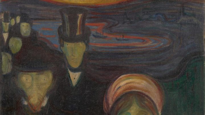 SATYRICON Announces Collaboration with Munch Museum!