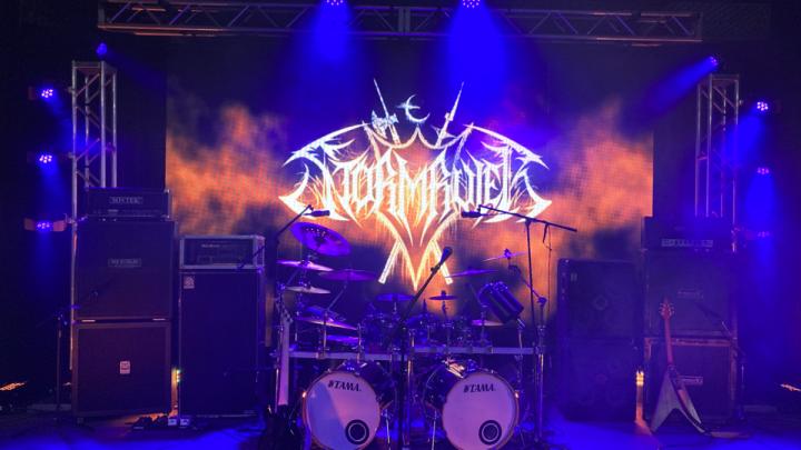 "STORMRULER Announces Free ""Under The Burning Eclipse"" Album Release Performance"