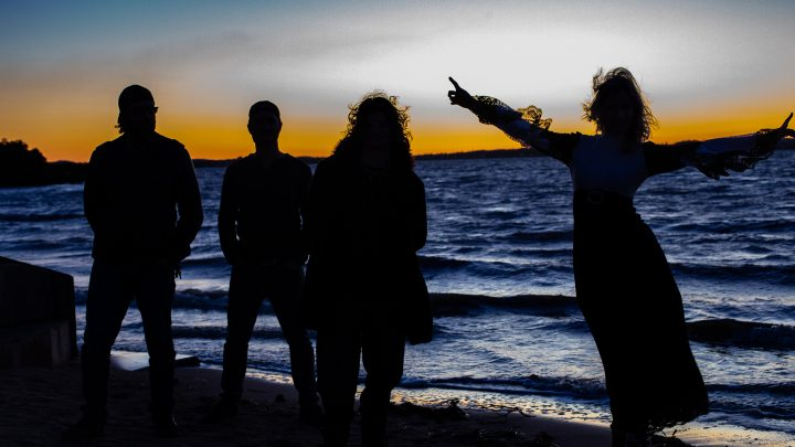 Sunset Junkies Announce New Album and Release New Single 'Pentagram'.