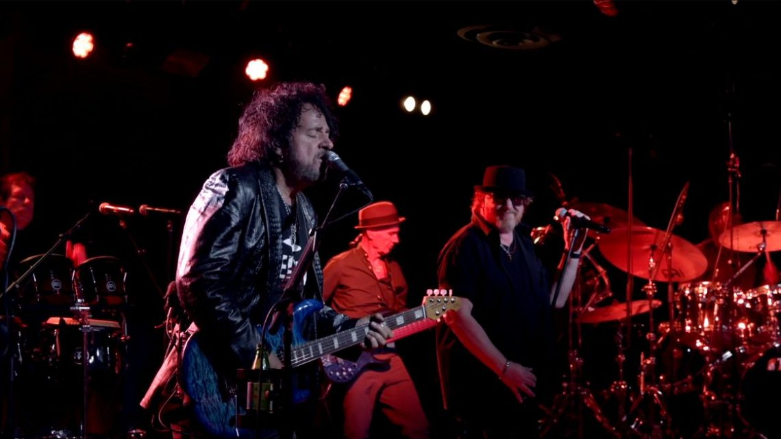 TOTO Reveal Live Video For 'You Are The Flower'
