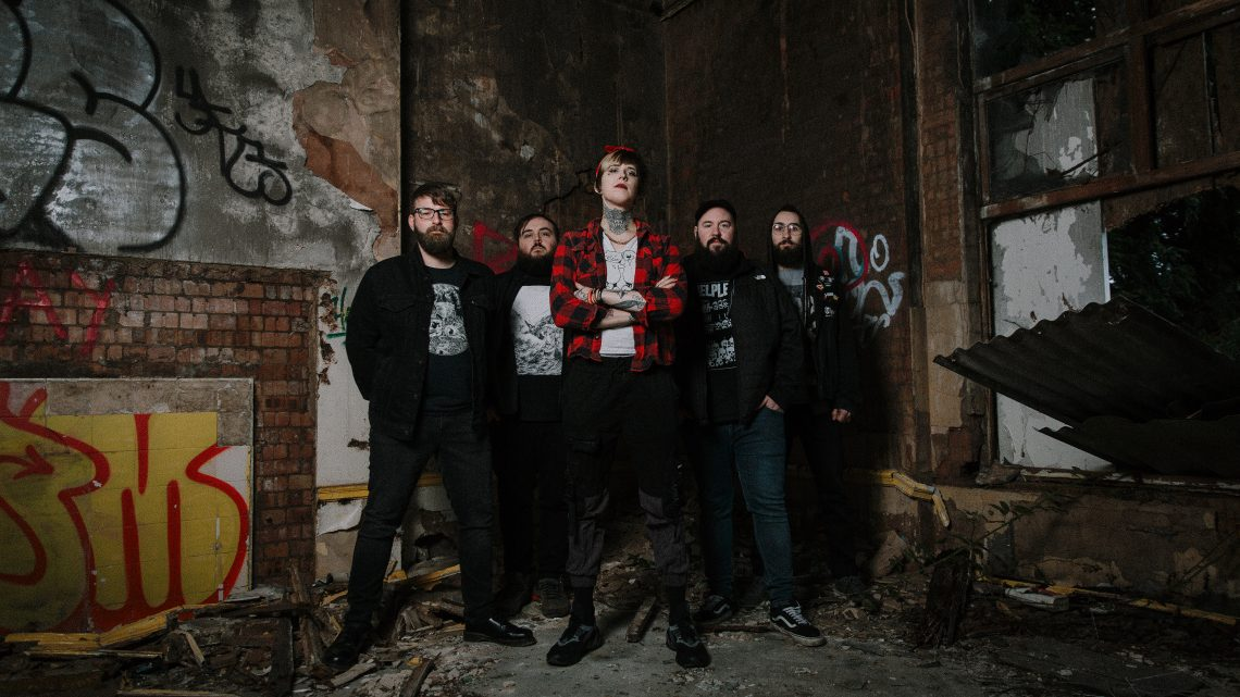 UNDERDARK ANNOUNCE DEBUT ALBUM 'OUR BODIES BURNED BRIGHT ON RE-ENTRY'