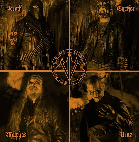 Norwegian Black Metal legends Vulture Lord return with their first album in 18 years – Desecration Rite!